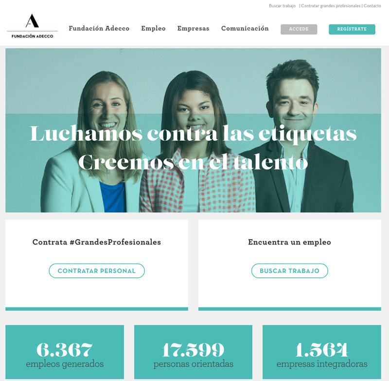 web-fundacion-adecco